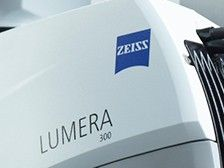 ZEISS OPMI LUMERA 300眼科診療用顕微鏡で品質を確保